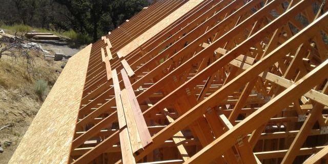 Rough Carpentry / Trusses